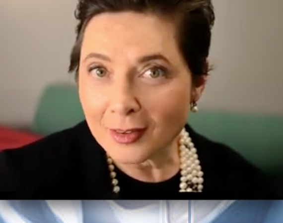 Isabella Rossellini on Her Return to Lancôme at 62