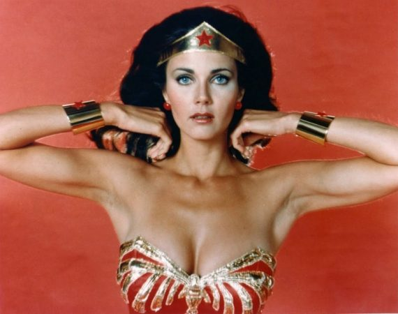 'Wonder Woman' Lynda Carter's #MeToo Story