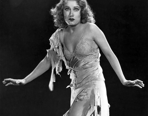 Fay Wray on 'King Kong,' Released 85 Years Ago This Month
