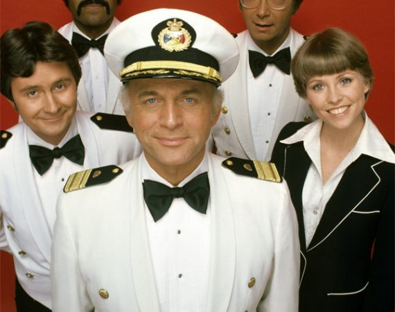 The (Bizarre) 'Love Boat' Premiered 41 Years Ago Today