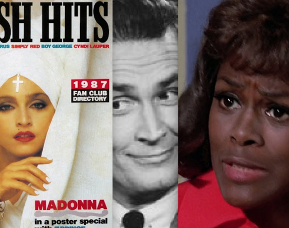 Past & Curious: Madonna Redux, Cicely Tyson's Honor & More!