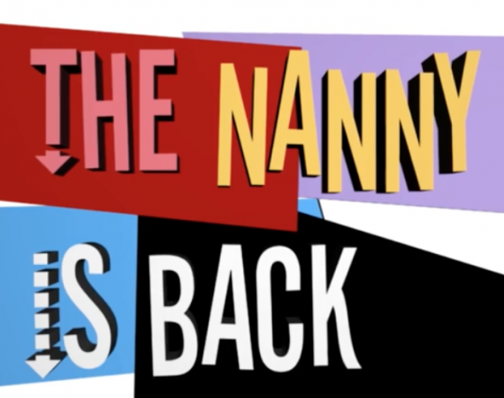 'The Nanny' 2019?!