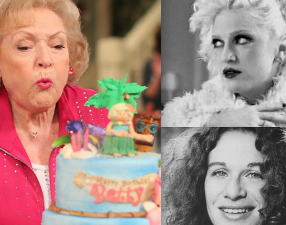 Past & Curious: Madonna Flashback, Betty's B'day & More!