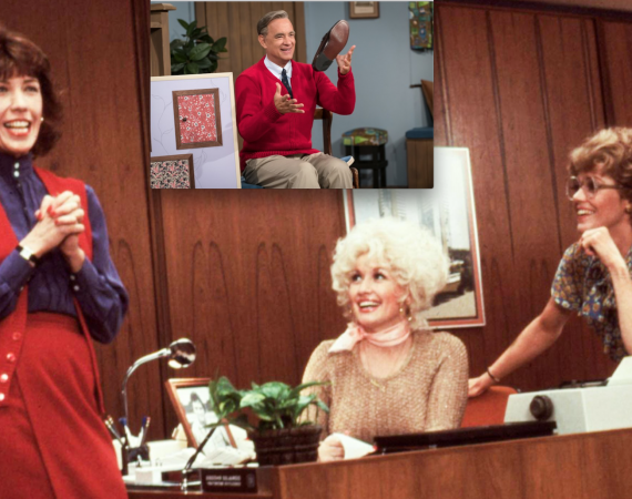 Past & Curious: '9 to 5' Reunion, Mr. Rogers Returns & More!