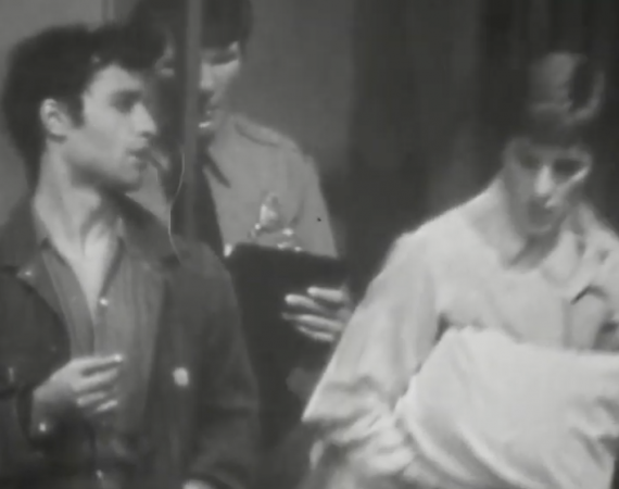 Sal Mineo/Don Johnson Play Thought Lost Is Found