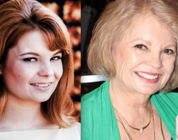 Kathy Garver Is 'Aunt Cissy'!