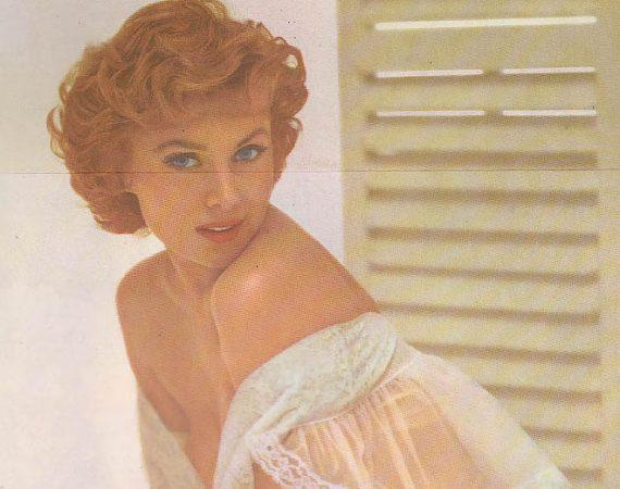Happy 96 to Rhonda Fleming!