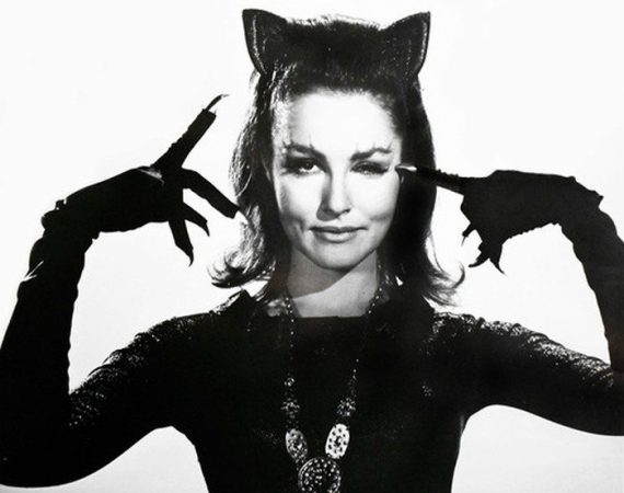 Julie Newmar Unveils 86th B'Day Snap